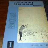 Revista vanatorul si pescarul sportiv - ianuarie 1962