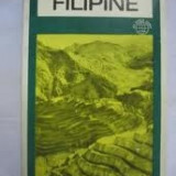 Carte Geografie - Filipine - A. Holan