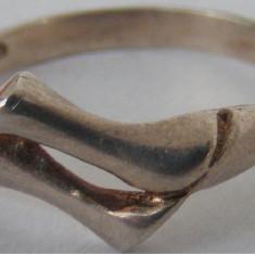 Inel vechi din argint (66) - de colectie - Inel argint