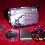 Camera Video JVC - Camera video(whs C) JVC zoom digital 700X noua in tzipla