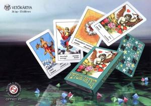 VETOKARTYA - CARTI DE GHICIT ( TAROT TIGANESC) foto