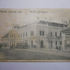 Serbia- Varsetz voievodina (puternica comunitate romaneasca), Europa, Circulata, Printata