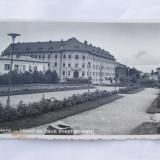 CRAIOVA- LICEUL DE BAIETI FRATII BUZESTI - Carti Postale Romania dupa 1918, Necirculata