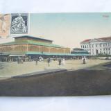 CARTE POSTALA NR.540-CRAIOVA-PIATA - Carte Postala Romania 1904-1918, Circulata