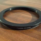 Inel foto adaptor, reductie, step down metalic de la: 67-62mm, 58-52mm + altele - Inel adaptor obiectiv foto