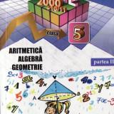 Culegere Matematica - MATEMATICA - CULEGERE PT CLASA A V A PARTEA A II A de DORIN PELIGRAD MATE 2000 COMPER ED. PARALELA 45