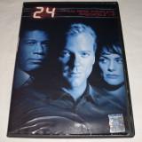 Film serial, Actiune, DVD, Romana - Vand dvd original cu filmul 24-Episoadele 1-2