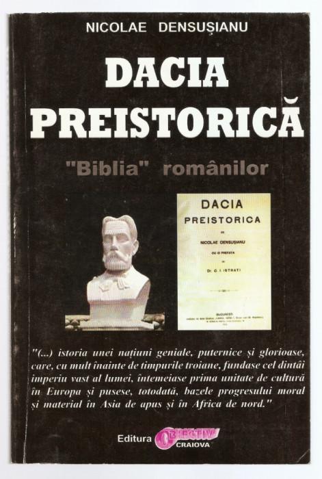 Densusianu dacia preistorica