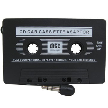 Caseta audio pentru masina cu mufa jack 3.5 mm Brasov foto mare