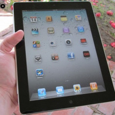 Ipad 2 - Tableta iPad 2 Apple, Negru, 16 GB, Wi-Fi