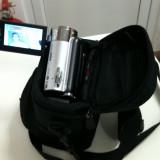 CAMERA VIDEO PANASONIC HDR-H80, Hard Disk, 2 - 3