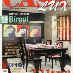 CASA LUX NR 11 DIN NOIEMBRIE 2007 - Revista casa
