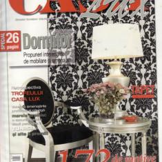 CASA LUX NR 1DIN IANUIARIE 2007 - Revista casa