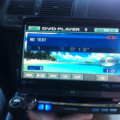 DVD Player auto - DVD - DIVX - AUTO,, ALPINE IVA-D106R,,