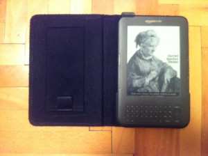 Tableta Amazon Kindle 3G si WI-Fi cu Internet Gratuit fara abonament foto