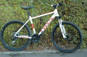 Bicicleta MTB DBS Intruder 0347 mountain bike  giant cannondale cursiera trekking trek foto