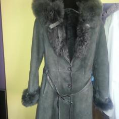 Palton dama - Cojoc dama 100% piele naturala ! SuperOkazie !