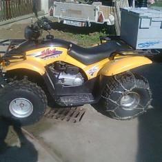 Vand ATV KYMCO MXER 50 Utilitar pentru Deszapezire si Agrement
