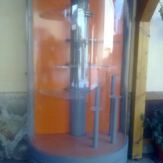 Vand vitrina