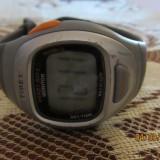 CEAS TIMEX 637 - Ceas barbatesc Timex, Sport, Monitor cardiac, Electronic