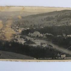 C.P.VATRA-DORNEI DIN 1939 - Carte Postala Bucovina dupa 1918