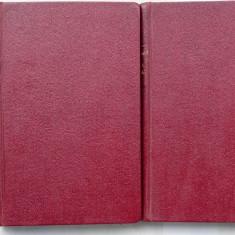 Cezar Petrescu, Baletul mecanic, 1931, 2 volume in prima editie, stare exceptionala - Carte Editie princeps