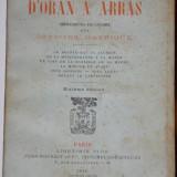 Carte veche - D*oran A Arras, anticariat, carti vechi