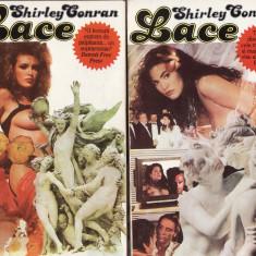 LACE de SHIRLEY CONRAN 2 VOLUME - Roman