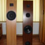Amplificator audio - Incinte acustice hi-fi 75w RMS homemade