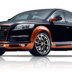 Set evazari aripi fata+spate Audi Q7 (4L) ABT Sporstline - Aripi Tuning