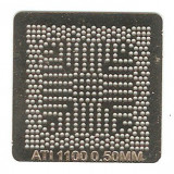 SITA BGA REBALLING ATI X1100 DIRECT HEATING