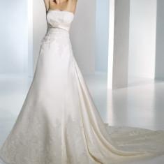 Rochie de mireasa ETOLIA - Rochie de mireasa printesa