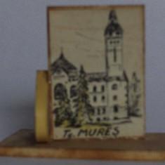Microvedere-bibelou, Tg. (Targu) Mures, R. P. R., circa 1955