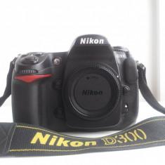 DSLR Nikon, Body (doar corp) - Vand Nikon D300