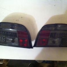 Stopuri Tuning BMW seria 5 E39 berlina cu led design pe negru