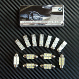 Led auto - Kit LED lumini interior BMW seria 3 E46