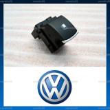Buton deschidere clapeta ( usa ) rezervor pentru VW Golf 5, Golf 6 - ornament crom, Volkswagen