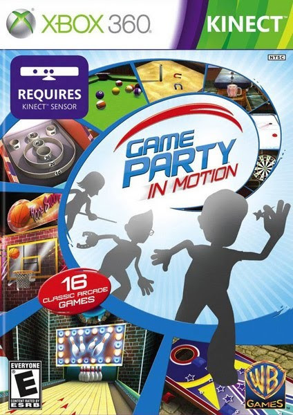 Screens Zimmer 3 angezeig: xbox 360 party games