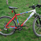 Bicicleta Lee Cougan Made in USA - Mountain Bike, Aluminiu