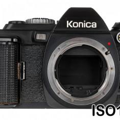 Konica FS-1 - defect - Aparat Foto cu Film Konica