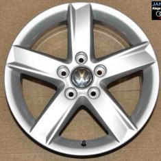 Janta aliaj Volkswagen, Diametru: 16, Latime janta: 7, Numar prezoane: 5, PCD: 112 - JANTE VW 16 inch