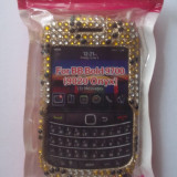 Carcasa / husa protectie compatibila BlackBerry Bold 9700 ( 9020 Onyx )