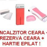INCALZITOR APARAT CEARA kit set epilare epilat
