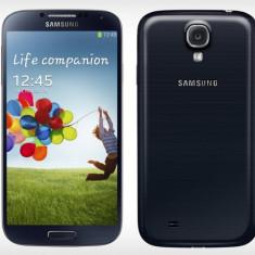 Samsung I9505 Galaxy S4 - Telefon mobil Samsung Galaxy S4, Negru, 16GB, Single SIM, 1500-1799 MHz