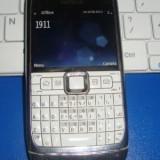 Telefon mobil Nokia E71, Alb, Neblocat - Nokia e71