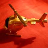 Bricheta miniatura -cu gaz - Helicopter - Bricheta Zippo