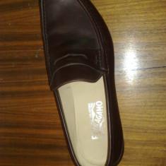 Pantofi bărbați, SALVATORE FERRAGAMO, Marime: 44.5, Culoare: Maro, Maro