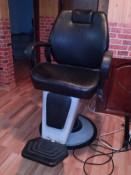 Vand scaun scaune coafor frizerie frizer salon foto
