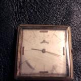 Ceas barbatesc, Mecanic-Manual - Ceas Tellus calibrul 696 pentru piese de schimb
