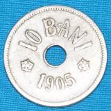 2265 ROMANIA 10 BANI 1905 - Moneda Romania